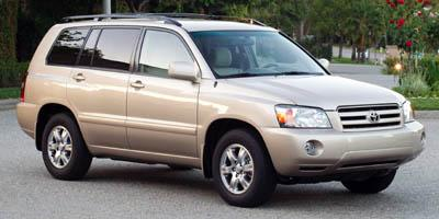 2005 Toyota Highlander Vehicle Photo in Pascagoula, MS 39567-2406