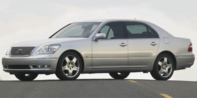 2005 Lexus LS 430 Vehicle Photo in Houston, TX 77074