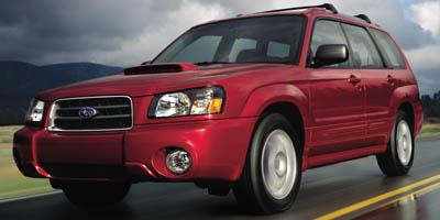2005 Subaru Forester Vehicle Photo in Hyde Park, VT 05655