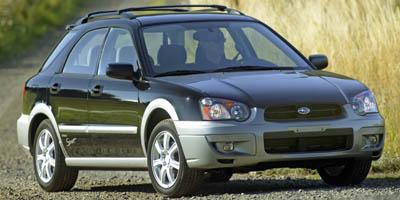 2005 Subaru Impreza Wagon Vehicle Photo in Hyde Park, VT 05655