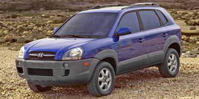 2005 Hyundai Tucson Vehicle Photo in Ocala, FL 34474
