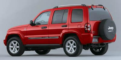 2005 Jeep Liberty Vehicle Photo in Joliet, IL 60435