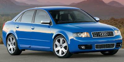 2005 Audi S4 Vehicle Photo in Colorado Springs, CO 80905