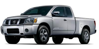 2005 Nissan Titan Vehicle Photo in Danville, KY 40422
