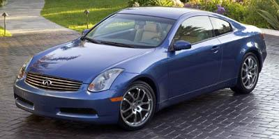 2005 INFINITI G35 Coupe Vehicle Photo in Charlotte, NC 28269