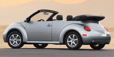 2005 Volkswagen New Beetle Convertible Vehicle Photo in Colorado Springs, CO 80905