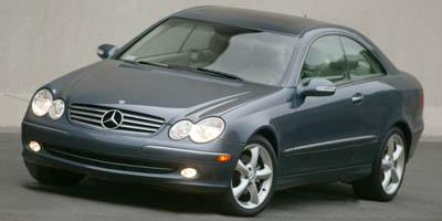 2005 Mercedes-Benz CLK-Class Vehicle Photo in Edinburg, TX 78542