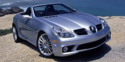 2005 Mercedes-Benz SLK-Class Vehicle Photo in Richmond, VA 23231