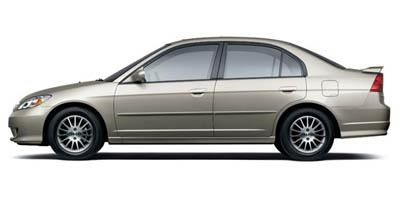 2005 Honda Civic Sedan Vehicle Photo in Austin, TX 78759