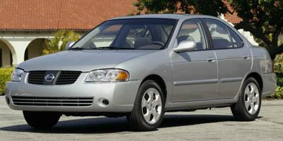 2005 Nissan Sentra Vehicle Photo In Lawrence, MA 01841
