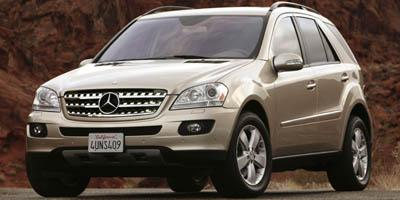 2006 Mercedes-Benz M-Class Vehicle Photo in Joliet, IL 60435