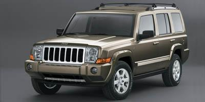 2006 Jeep Commander Vehicle Photo in Gainesville, GA 30504