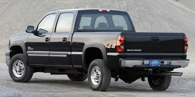 2006 Chevrolet Silverado 2500HD Vehicle Photo in Danville, KY 40422