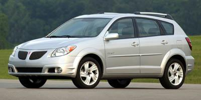 2006 Pontiac Vibe Vehicle Photo in Plainfield, IL 60586-5132