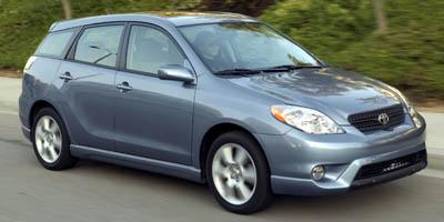 2006 Toyota Matrix Vehicle Photo in San Leandro, CA 94577