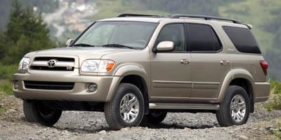 2006 Toyota Sequoia Vehicle Photo in Decatur, IL 62526