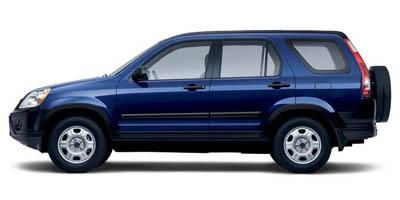 2006 Honda CR-V Vehicle Photo in Redding, CA 96002