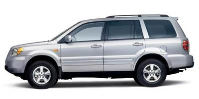 2006 Honda Pilot Vehicle Photo in Twin Falls, ID 83301