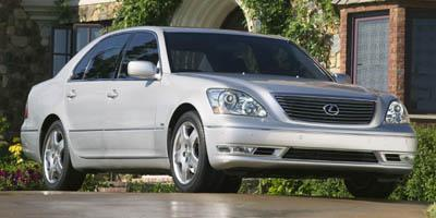 2006 Lexus LS 430 Vehicle Photo in Joliet, IL 60435