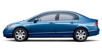 2006 Honda Civic Sedan Vehicle Photo in Greenville, NC 27834