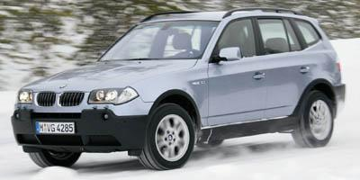 2006 BMW X3 3.0i Vehicle Photo in Colorado Springs, CO 80920