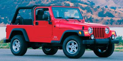2006 Jeep Wrangler Vehicle Photo in Austin, TX 78759