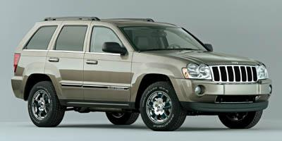 2006 Jeep Grand Cherokee Vehicle Photo in Emporia, VA 23847