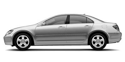 2006 Acura RL Vehicle Photo in Colorado Springs, CO 80905