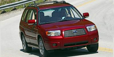 2006 Subaru Forester Vehicle Photo in Akron, OH 44303