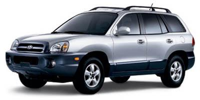 2006 Hyundai Santa Fe Vehicle Photo in Richmond, VA 23231