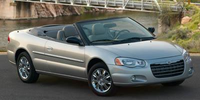 2006 Chrysler Sebring Conv Vehicle Photo in Neenah, WI 54956
