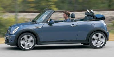 2006 MINI Cooper S Convertible Vehicle Photo in Trevose, PA 19053