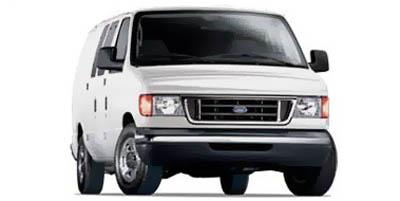 2006 Ford Econoline Cargo Van Vehicle Photo in Neenah, WI 54956-3151