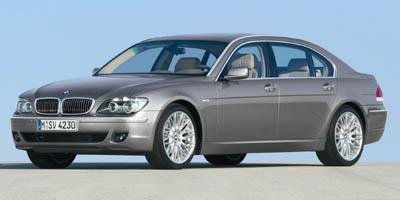 2007 BMW 750Li Vehicle Photo in Mansfield, OH 44906