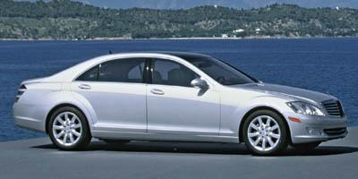 2007 Mercedes-Benz S-Class Vehicle Photo in Mission, TX 78572