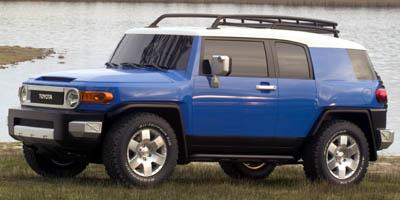 2007 Toyota FJ Cruiser Vehicle Photo in Midlothian, VA 23112