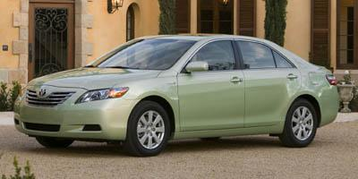 2007 Toyota Camry Hybrid Vehicle Photo in Trevose, PA 19053-4984