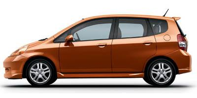 2007 Honda Fit Vehicle Photo in Bowie, MD 20716
