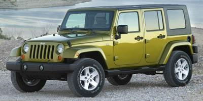 2007 Jeep Wrangler Vehicle Photo in Midlothian, VA 23112