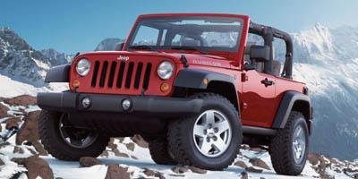 2007 Jeep Wrangler Vehicle Photo In Lubbock, TX 79424
