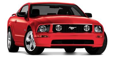 2007 Ford Mustang Vehicle Photo in Monroe, NC 28110