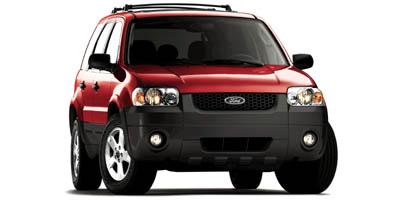 Used 2007 Ford Escape 4wd 4dr V6 Auto Xlt