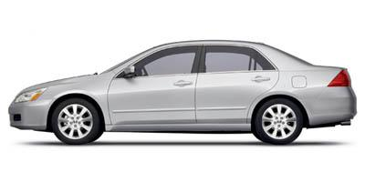 2007 Honda Accord Sedan Vehicle Photo in San Leandro, CA 94577