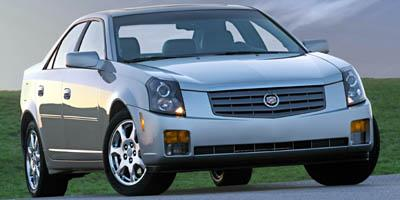 2007 Cadillac CTS Vehicle Photo in Ferndale, MI 48220