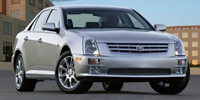 2007 Cadillac STS Vehicle Photo in Kernersville, NC 27284