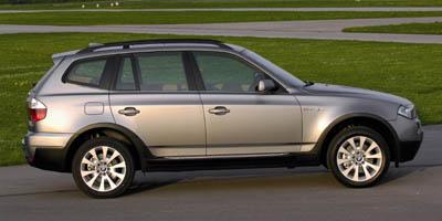 2007 BMW X3 3.0si Vehicle Photo in Trevose, PA 19053-4984