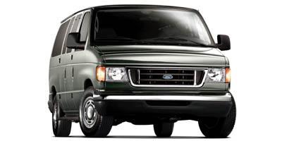 2007 Ford Econoline Cargo Van Vehicle Photo in Enid, OK 73703