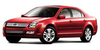 2007 Ford Fusion Vehicle Photo in Trinidad, CO 81082