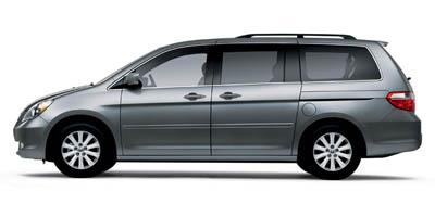 2007 Honda Odyssey Vehicle Photo in Moultrie, GA 31788