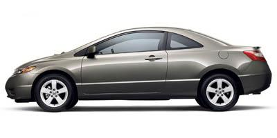 2007 Honda Civic Coupe Vehicle Photo in Doylestown, PA 18902